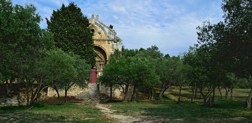 Chapelle Saint-Gabriel-provence