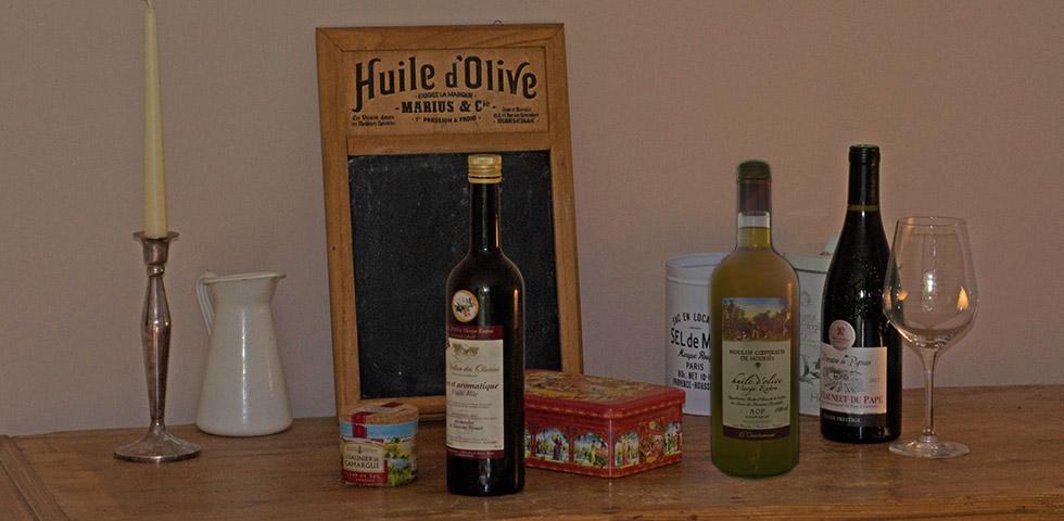 Olivenöle Provence aus dem vallée-les-beaux