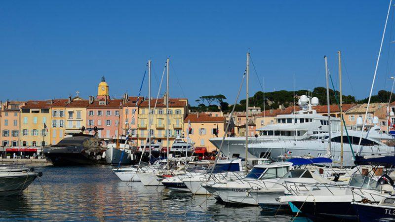 Alter Hafen von Saint-Tropez