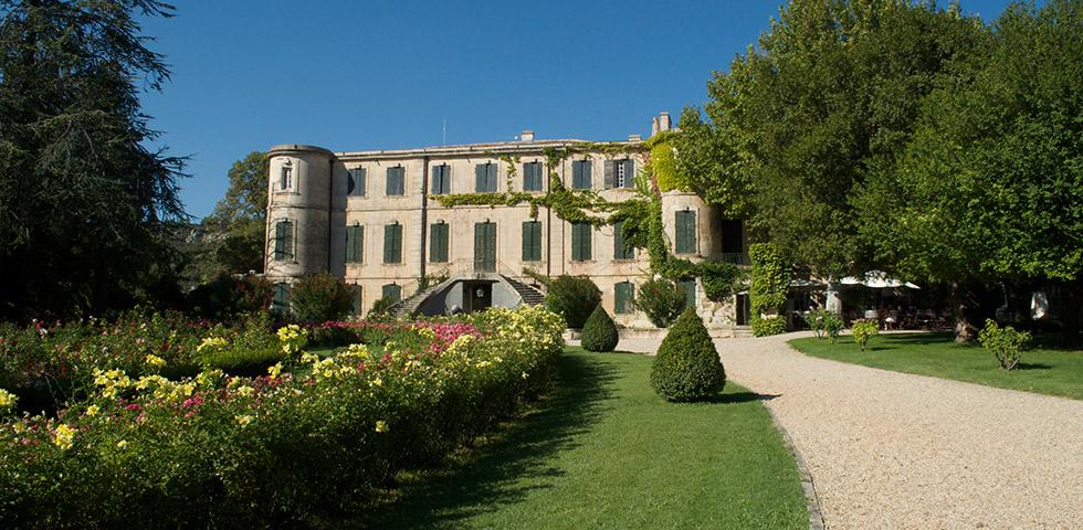Vallée les beaux Chateau d'Estoublon olivenöl huile olive