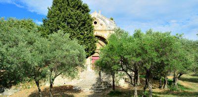 Alpilles-saint-gabriel-kapelle-provence