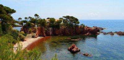 Massif-de-Esterel-plage-provence