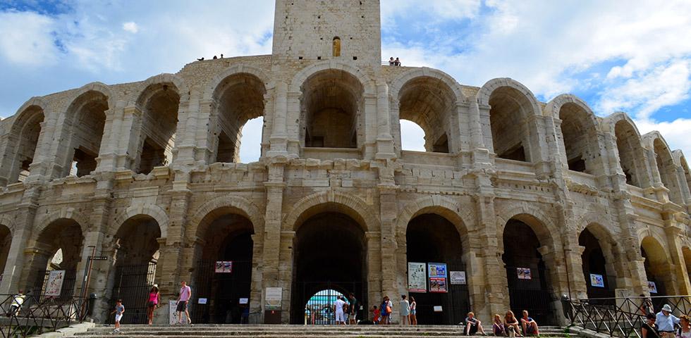 Römische Arena von Arles
