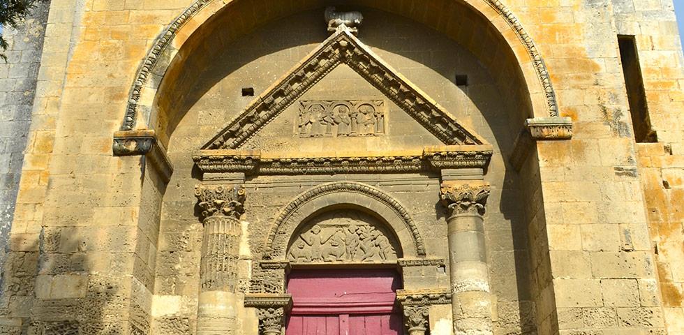 Kapelle romanisch St Gabriel