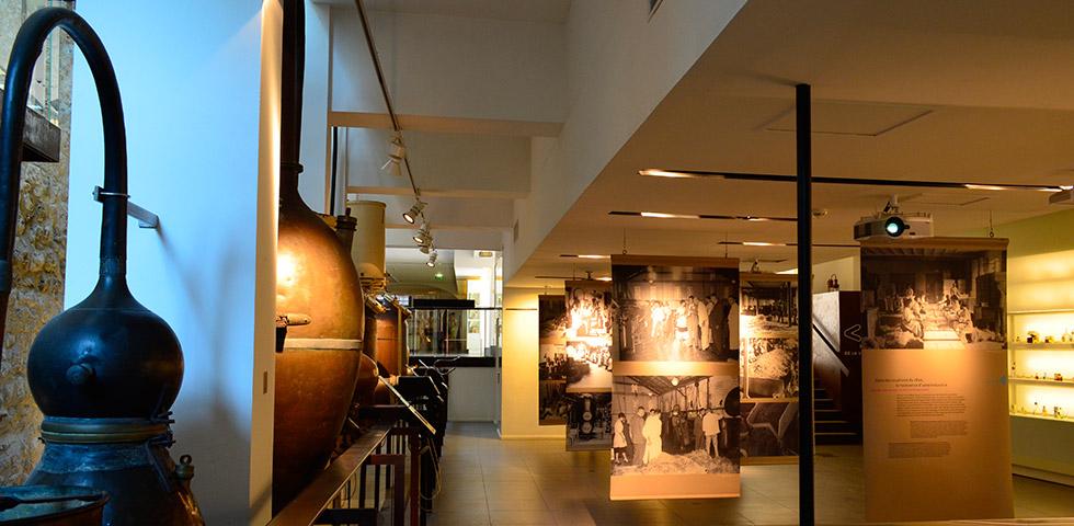 Parfummuseum in Grasse - Musée internationale de la Parfumerie