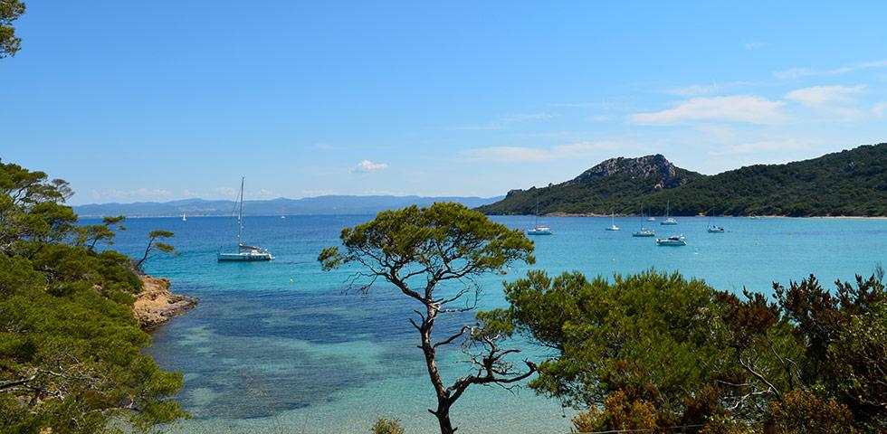Île de Porquerolles Côte d'Azur
