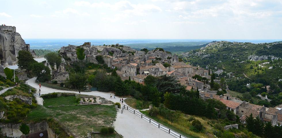 Schönstes Dorf der Provence ist Les Beaux-de-Provence