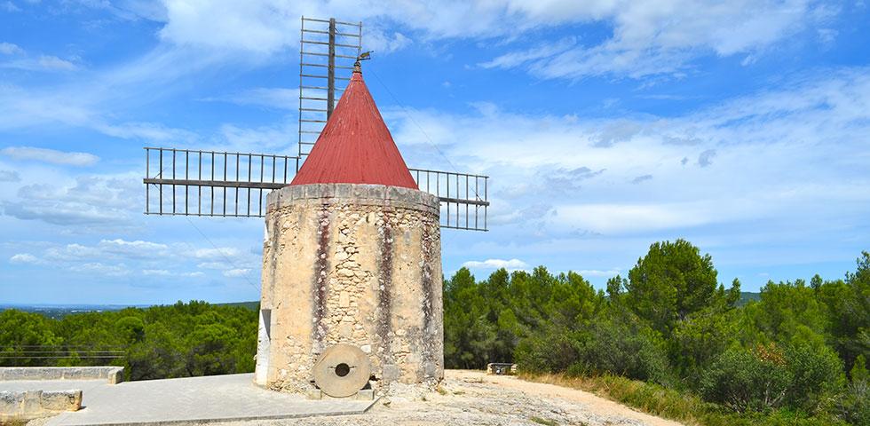 moulin-de-daudet-windmuehle-Fontvieille-provence