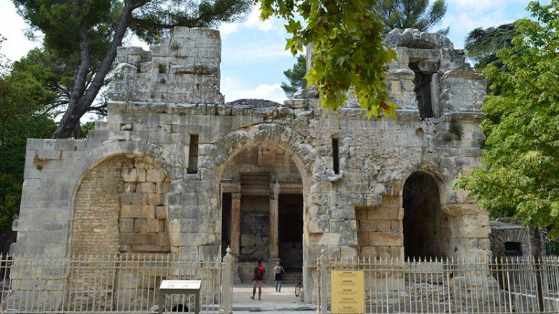 nimes-diane-tempel-roemisch-languedoc