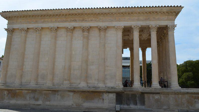 nimes-maison-carée-tempel