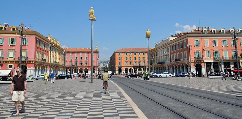 Place Massena Nizza / Nice