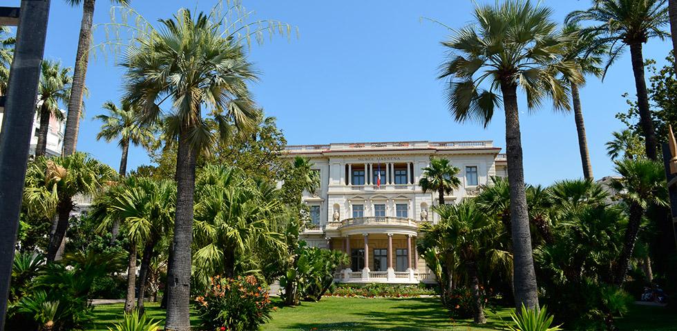 Museum in Nizza an der Côte d'Azur