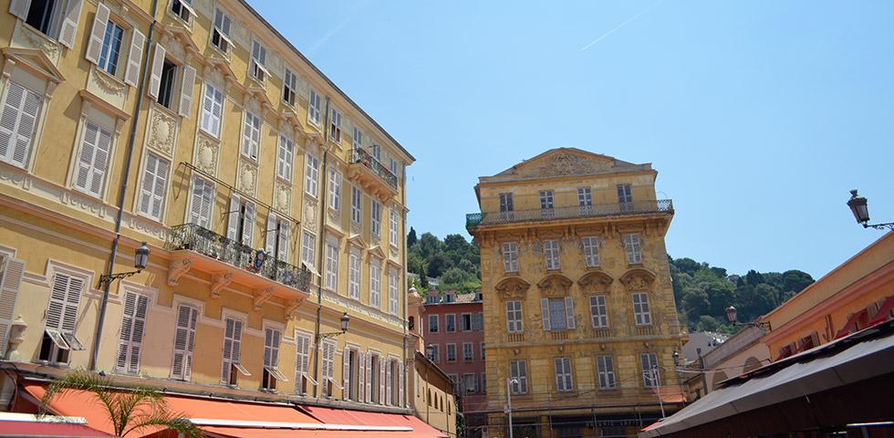 Das Alte Nizza / Vieux Nice