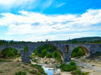 Pont Julien - Römische Brücke Bonnieux Provence