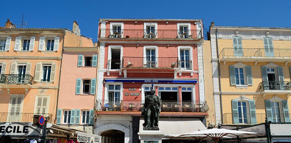 Restaurant L Olive Saint Tropez