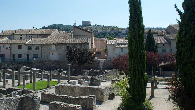 vaison-la-romaine-ausgrabungen-provence