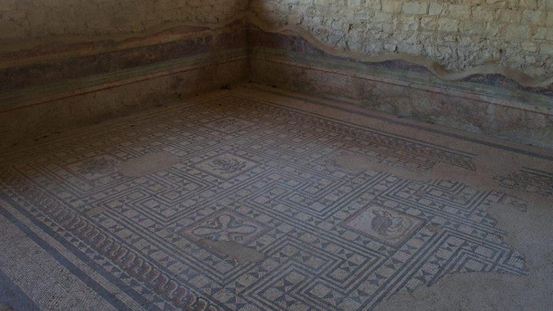 vaison-la-romaine-mosaike-provence