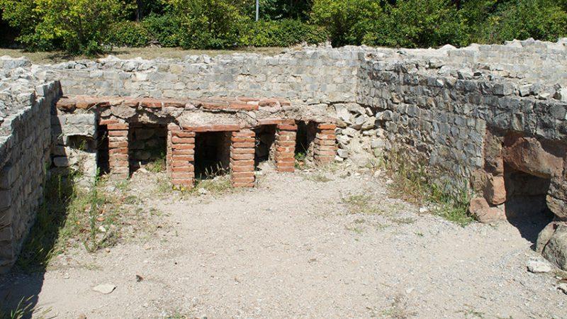 vaison-la-romaine-roemische-therme-provence