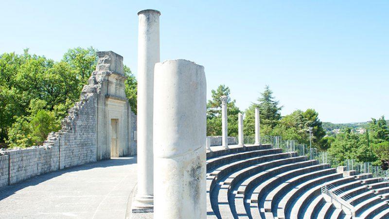 vaison-la-romaine-theater-provence
