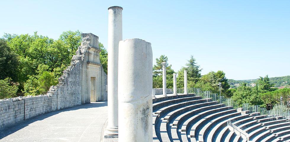 Vaison-La-Romaine Römisches Theater