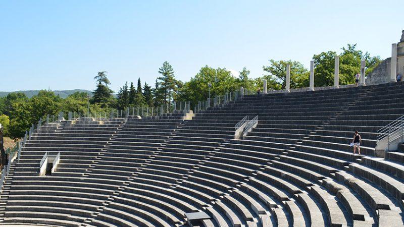 vaucluse-vaison-la-romaine-roemisches-theater-provence