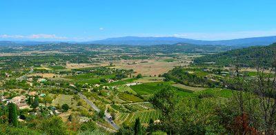Luberon Plateau bei Gordes