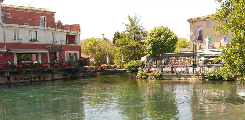 Restaurants in Isle-sur-la-Sorgue