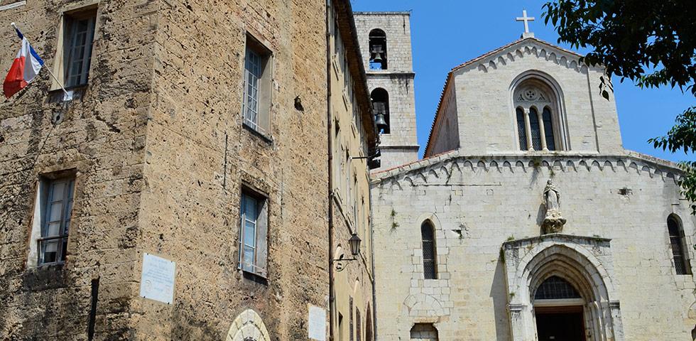 Grasse Provence Notre-Dame-du-Puy