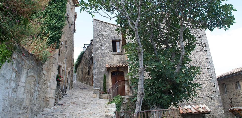Altstadt von Lacoste (Provence)