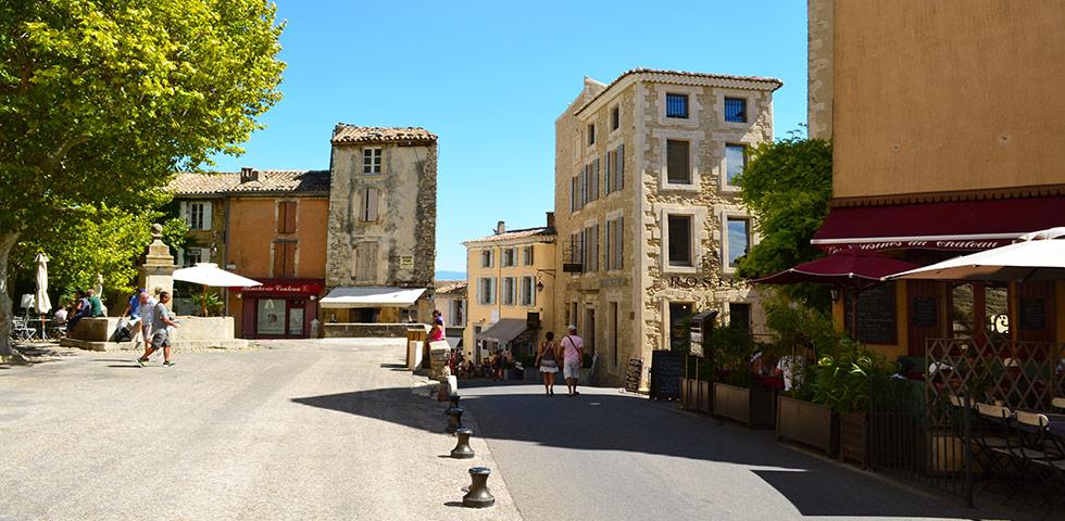Altstadt von Gordes im Luberon