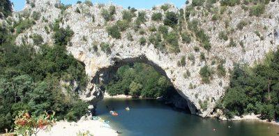 Ardeche Pont d'Arc