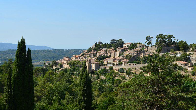 Bonnieux Loberon Provence