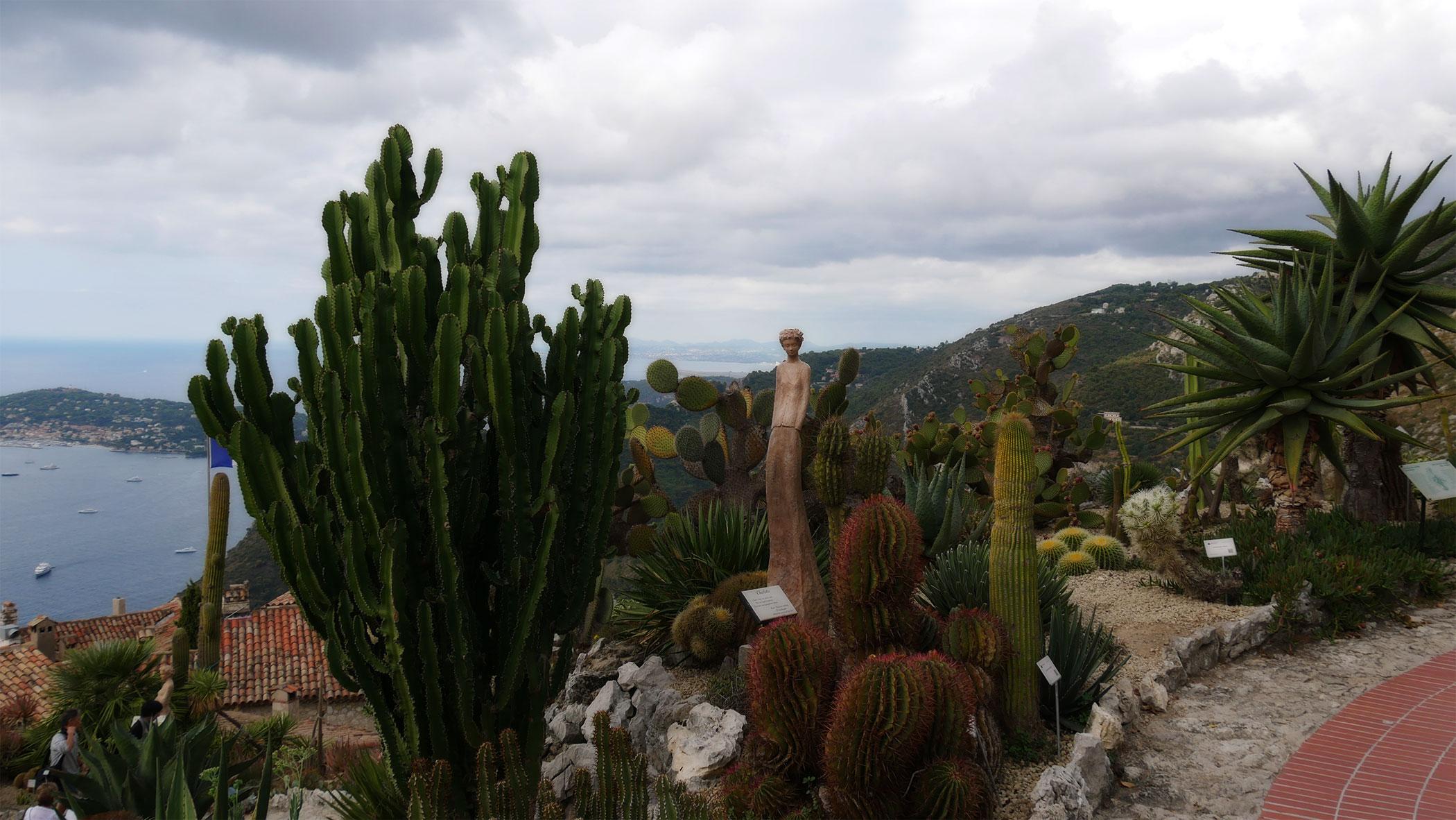 eze-jardin-exotique - Provence Guide - Reiseführer, Reisetipps und Fotos
