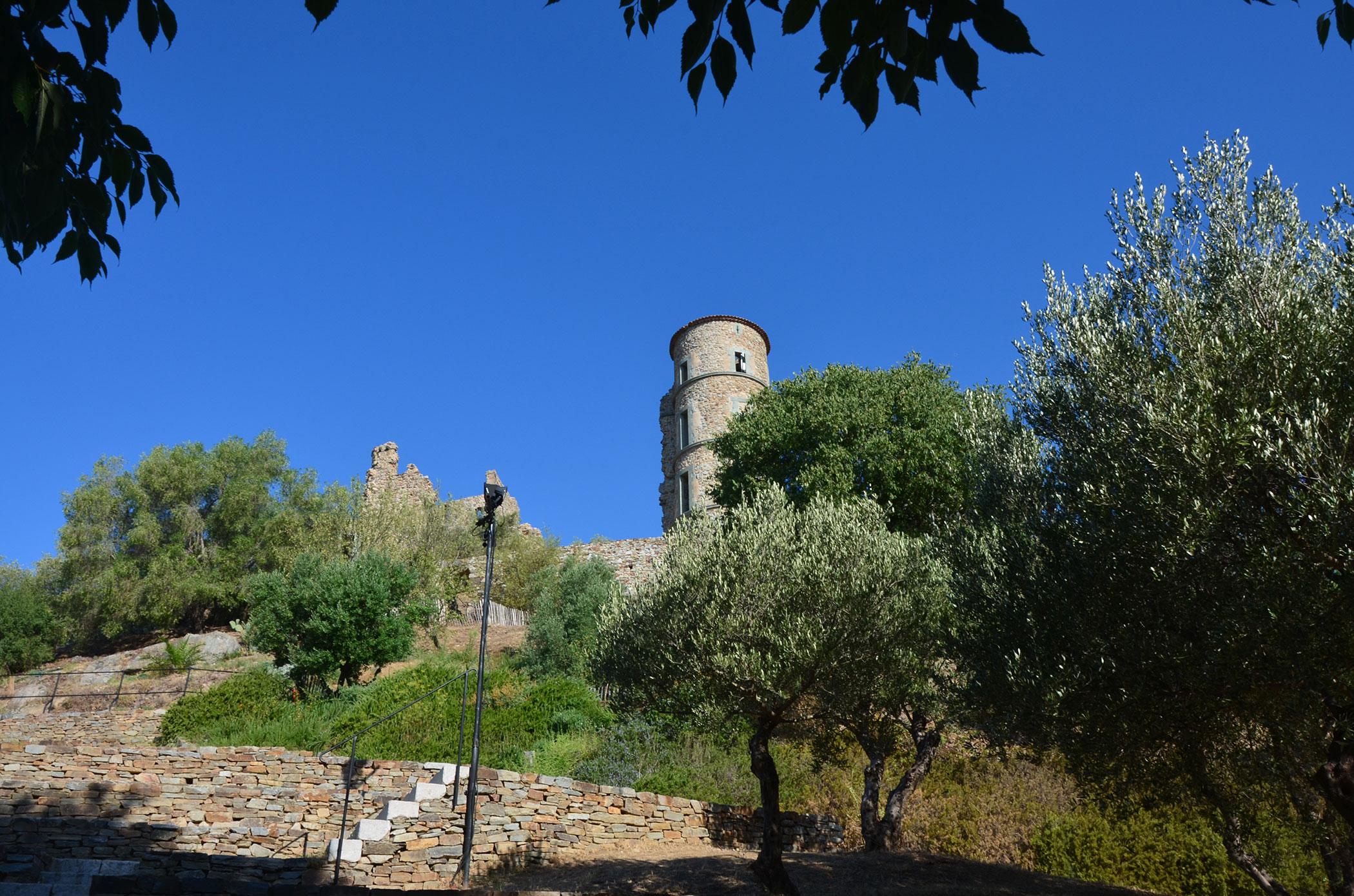 Grimaud Chateau
