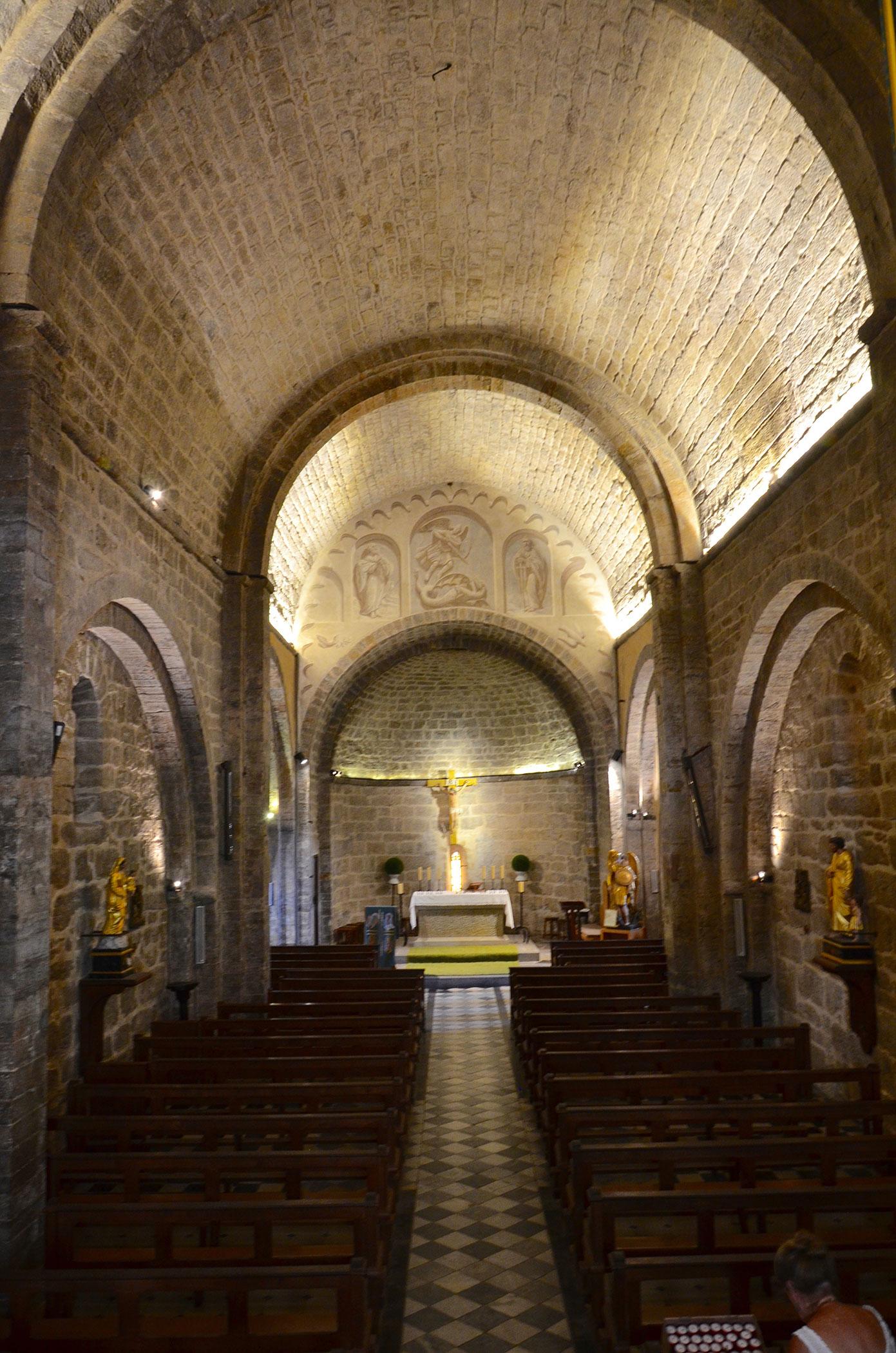 Grimaud Eglise