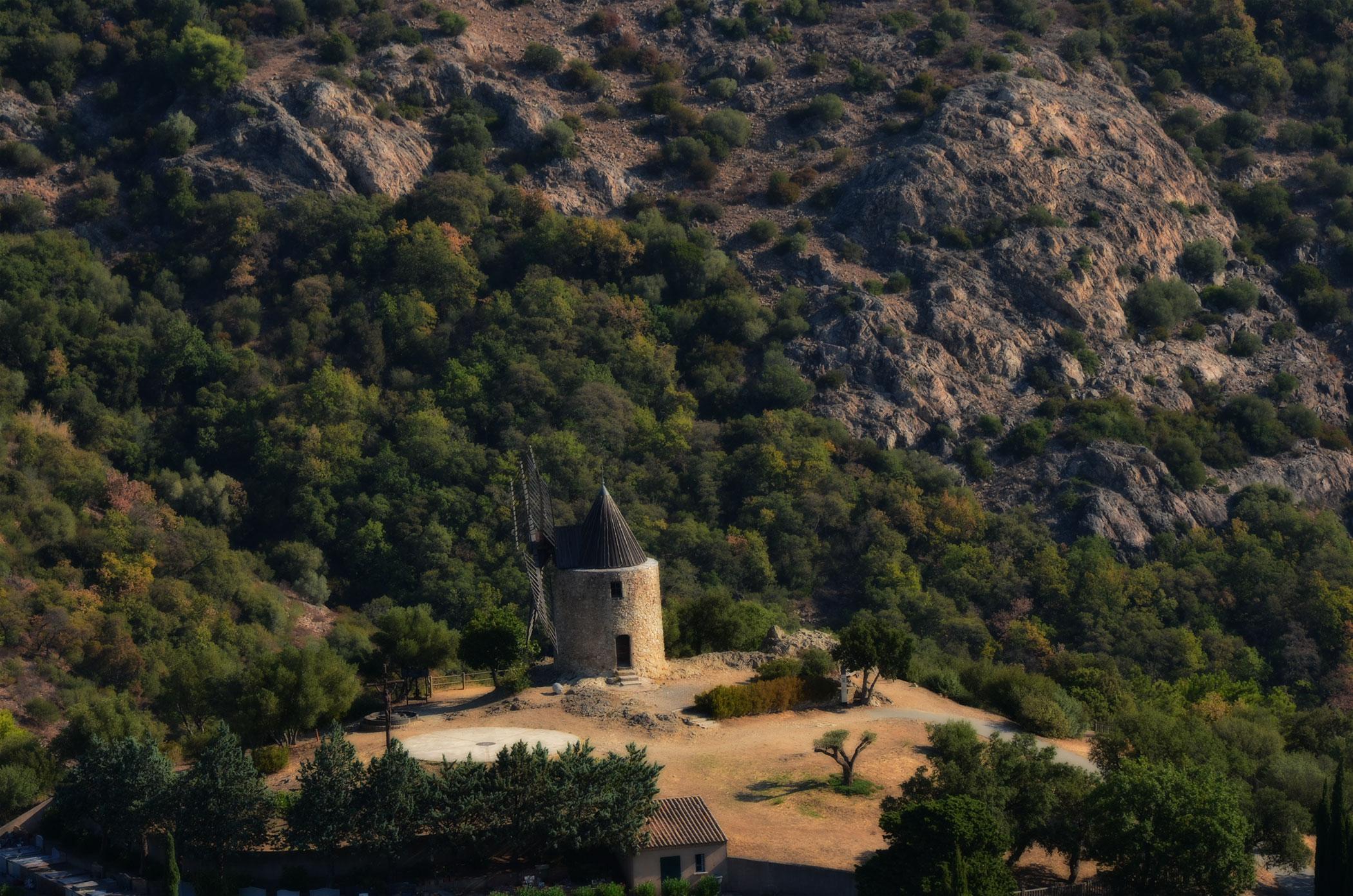 Moulin de Grimaud