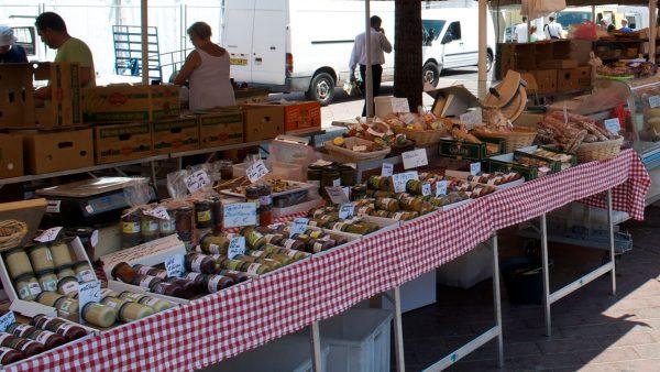 Märkte in der Provence