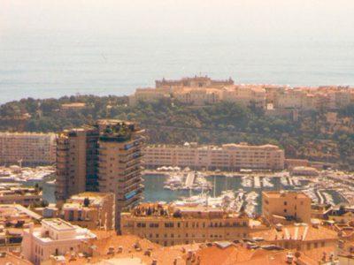 Monaco Fürstenpalast Cote d'Azur