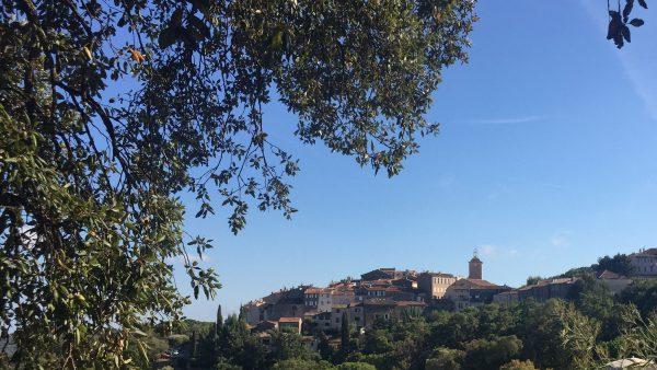 Ramatuelle auf der Halbinsel von Saint-Tropez